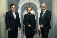 Sustainable Business Breakfast featuring Mary Robinson